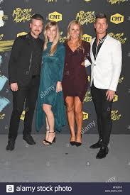 Nashville, TN, USA. 6th June, 2018. 06 June 2018 - Nashville, Tennessee -  Curtis Rempel, Brad Rempel, High Valley. 2018 CMT Music Awards held at  Bridgestone Arena. Photo Credit: Laura Farr/AdMedia Credit: