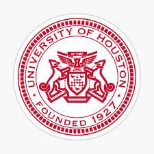 University Of Houston Stickers Redbubble