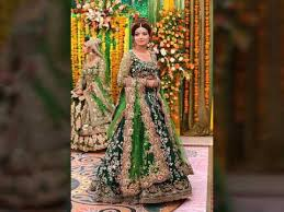 mehndi dresses for bridles by kashee s