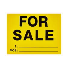 Sandleford 450 X 600mm For Sale Plastic Sign Bunnings Warehouse