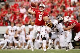 Wisconsin Football: Would Graham Mertz ...