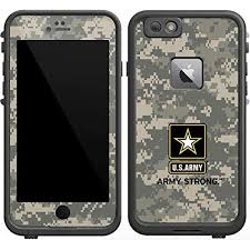 Us Army Lifeproof Fre Iphone 6 6s Plus Skin Us Army Digital Camo Vinyl Decal Skin For Your Fre Iphone 6 6s Plus Iphone Army Digital Camo