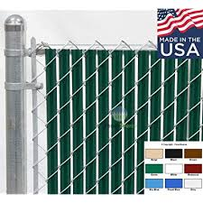 Fence Source Wave Slat 9 Colors Single Wall Bottom Locking Privacy Slat For 4 5 6 7 And 8 Chain Link Fence 4 Ft Green Buy Products Online With Ubuy Thailand
