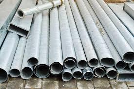 iron metal tin corrugated ventilation