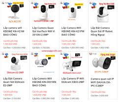 Lắp Camera Giám Sát Giá Rẻ - Lắp Đặt Camera Quan Sát