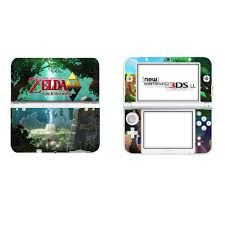 2020 Vinyl Cover Decal Skin Sticker For New 3ds Xl Skins Stickers For New 3ds Ll Vinyl Skin Sticker Protector The Legend Of Zelda From Qianandians 15 2 Dhgate Com