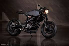 bmw g650x the future of the cafe racer