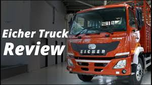 eicher pro 3015 how an indian truck is