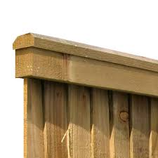 Capping For Closeboard Fencing Components Tate Fencing