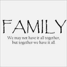 quotes quotes about family togetherness quotesgram
