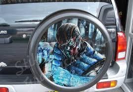 Sub Zero Spare Tire Cover Decal Vinyl Sticker Mortal Kombat Etsy