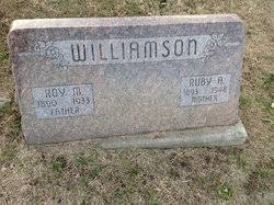 Ruby Adria Stoakes Williamson (1894-1948) - Find A Grave Memorial