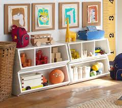 Funky White Storage Units In Child S Room With Featured Art Projectsinterior Design Ideas