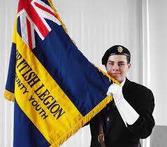 Ponteland High's Adam Owens wins British Legion's Regional Youth Bearers  Competition   Ponteland Community High School