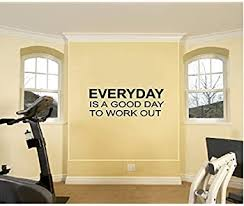 Explore Gym Decals For Walls Amazon Com