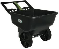 heavy duty garden cart 4 5 cubic ft