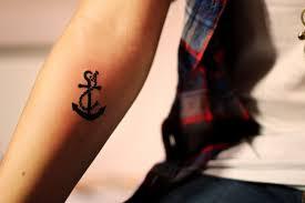 Znaczenie Tatuazu Kotwica Tattoos For Guys Tattoos For Women