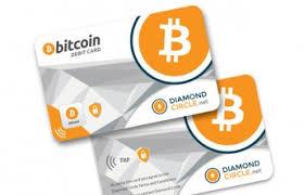 diamond circle to launch bitcoin debit card