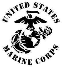 Usmc Marine Corps Military Eagle Anchor Globe Car Truck Window Decal Sticker Ebay