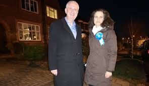 Ivan Lewis campaigns for Theresa Villiers: 'I never thought this ...