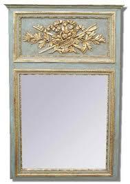french trumeau mirror louis xvi antic