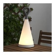 solvinden led solar powered table lamp