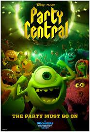 Monsters trường đại học Oozma Kappa Party Central - Pixar bức ảnh ...