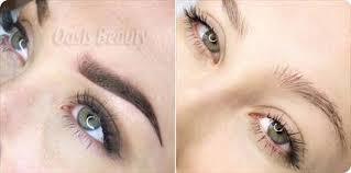 eyebrows permanent makeup in dublin