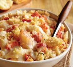 Lobster Macaroni and Cheese: Generous ...