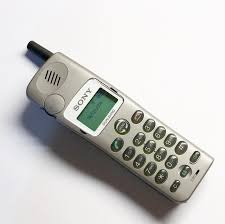 Cell Phones - Sony CMD CD5 - released ...