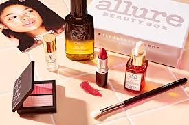 allure beauty box best monthly makeup