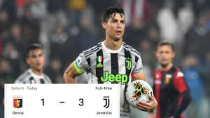 Genoa vs Juventus Highlights - YouTube