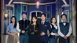 preview drama hotel del luna ep di tvn hotel del luna pindah