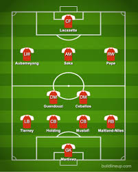nal predicted xi to play