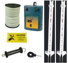 12v Starter Kit With 3ft Posts Farmcareuk Com