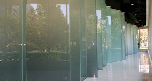 unique glass walls panels for your