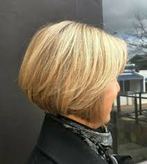 short hairstyles for fine fair over 60