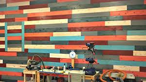 Diy Cedar Accent Wall Reclaimed Fence Boards Pahjo Designs
