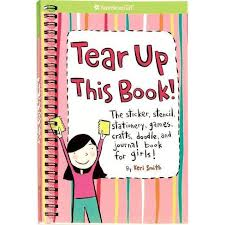 Tear Up This Book! By Keri Smith : Target