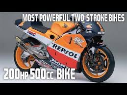 most powerful two stroke bikes
