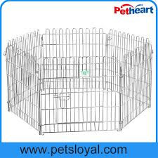 China Factory Wholesale High Quality Pet Cage Play Yard Dog Fence China Dog Fence And Pet Fence Price