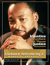 42nd Annual Dr. Martin Luther King, Jr. Scholarship Breakfast by Kerry G.  Johnson - issuu