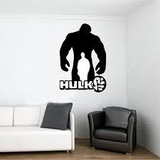 The Hulk Wall Decal