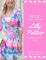 Lilly Pulitzer After Party Sale 2018 ...
