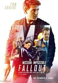 Mission: Impossible Fallout streaming ita