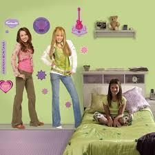 Fathead Hannah Montana Secret Star Wall Graphic