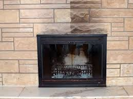 clean your fireplace surround at the