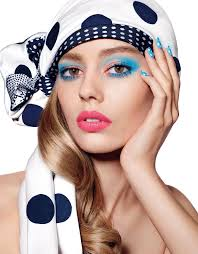 dior milky dots makeup 2016 collection