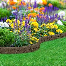 ez border stone garden edging 1x 1 2m