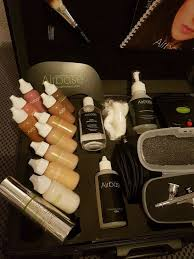 airbase professional makeup kit with